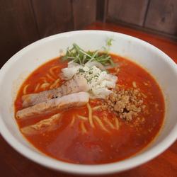 絶品トマト麺