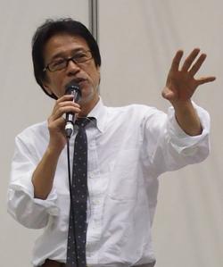鈴木先生の講演