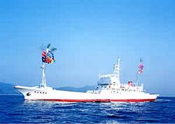 遠洋カツオ船遭難