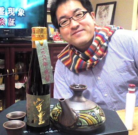 長期熟成酒頂上対決!! 21年物古酒vs30年老酒