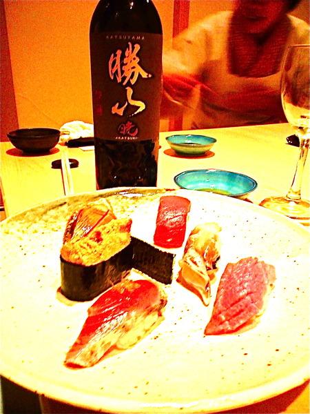 寿司vs日本酒 寿司業界に物申す!