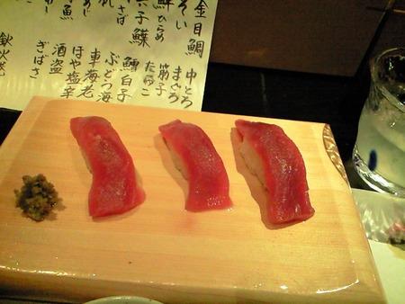 酒道:お寿司屋さん貸し切りで本格実証テストの巻