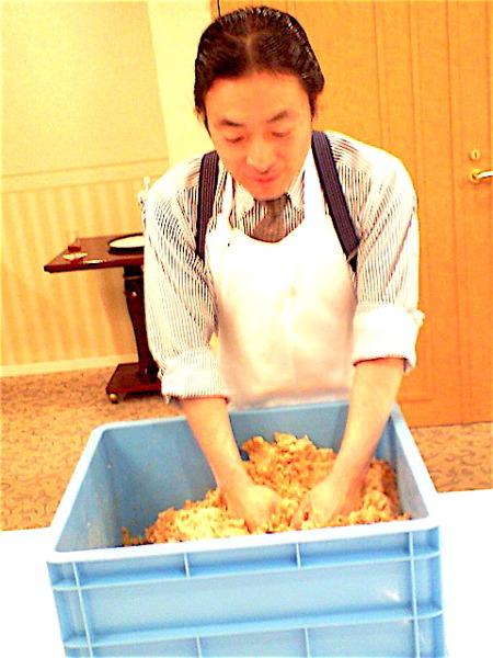 仙台藩味噌づくり~食欲編