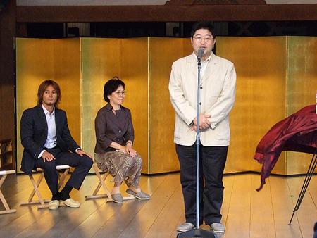 タマゴ王子再び!〜プレスリリース舞台