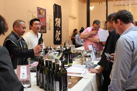 Salon du Sake Paris