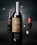 主張する高級食中酒「暁」