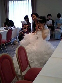 9/22☆結婚披露宴7