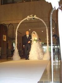 10/21☆結婚披露宴9
