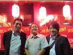 だてブログメンバーと  太白区八木山香澄町「登龍門」へ