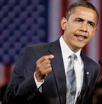 オバマ大統領 就任式
