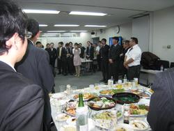 平成24年度 促進会 通常総会 懇親会