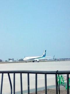 仙台空港の今日☆