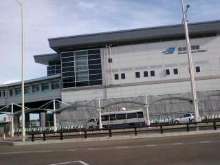 仙台空港は今☆