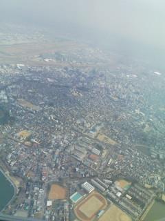 しまむらジャス子と大阪の空