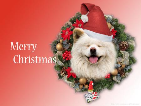 Happy Christmas!byわさお&ジョン&ヨーコ