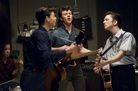 『Nowhere Boy』、見たい
