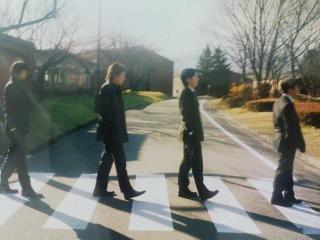 凄いぞ「Abbey Road Live Here Now」