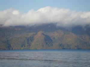 十和田西湖畔の秋