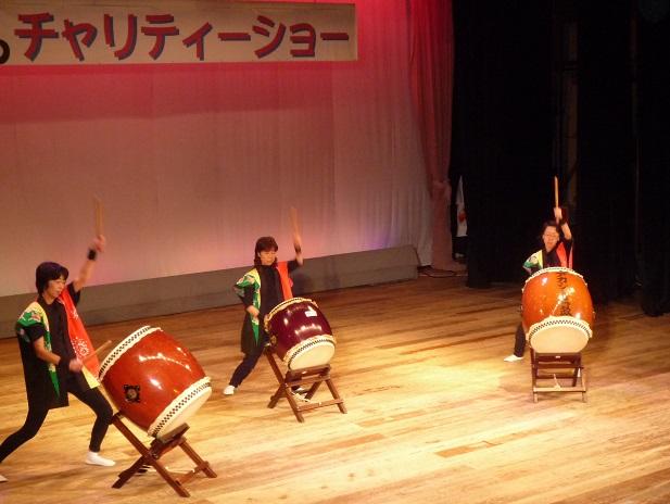 小坂町歌と踊りのチャリティショー2013