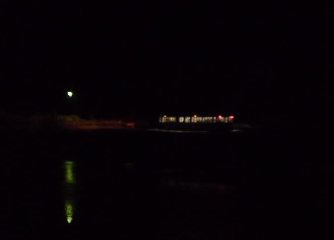 夜の花輪線