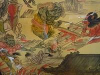 恩徳寺の地獄絵図