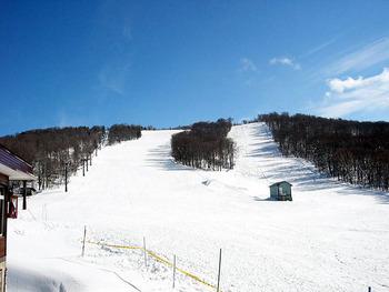 八幡平スキー場のお知らせ