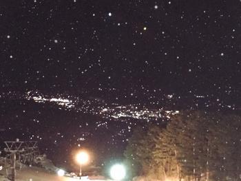 雪が降ったら・・・