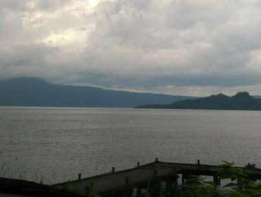 7月9日の十和田湖