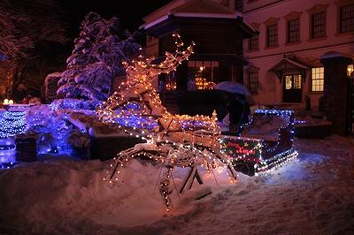 クリスマスマーケットin小坂