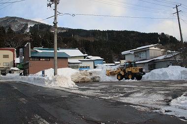 八幡平駅前 駐車場