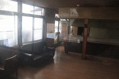八幡平駅 喫茶たびだち