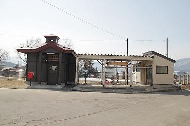 八幡平駅 全景