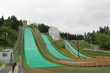 花輪スキー場