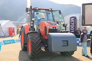 農機具展示