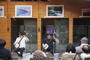 津軽三味線