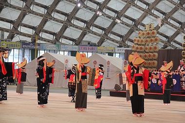 西馬音内の盆踊