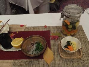 かづの産業見合市~鹿角食材の調理実演