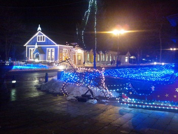 2013クリスマスマーケットin小坂