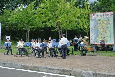 秋田県警音楽隊