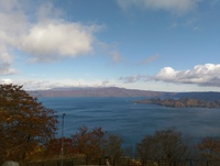 10月26日 十和田湖の紅葉