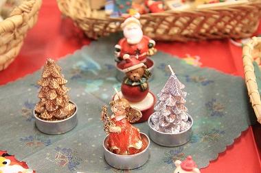ドイツのクリスマスキャンドル