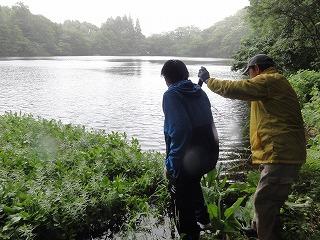 長期連載企画:『作沢沼の冒険』その3