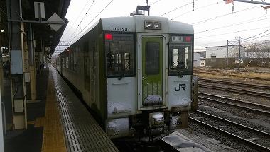 花輪線 大館駅