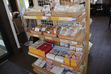 小坂町内 お菓子