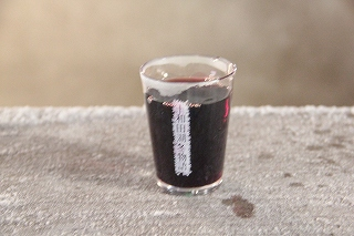 十和田湖冬物語 ホットワイン