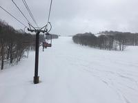 3月の秋田八幡平スキー場