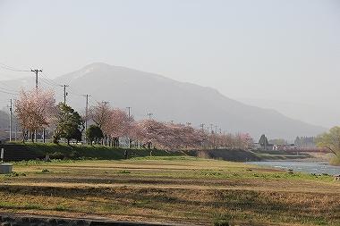 米代川河川公園