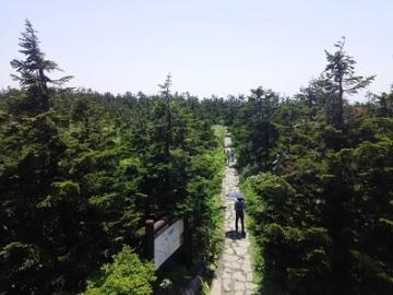 八幡平山頂 最高です!(後編)