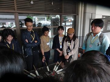 Making Kiritanpo