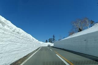 """一足先に""""雪の回廊""""を体感してみませんか?"""